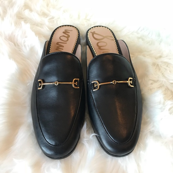 dbcad85d6524 Sam Edelman Shoes | Linnie Black Modena Calf Leather | Poshmark